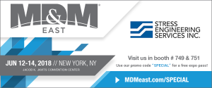 MD&M East 2018
