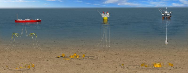 subsea schematic