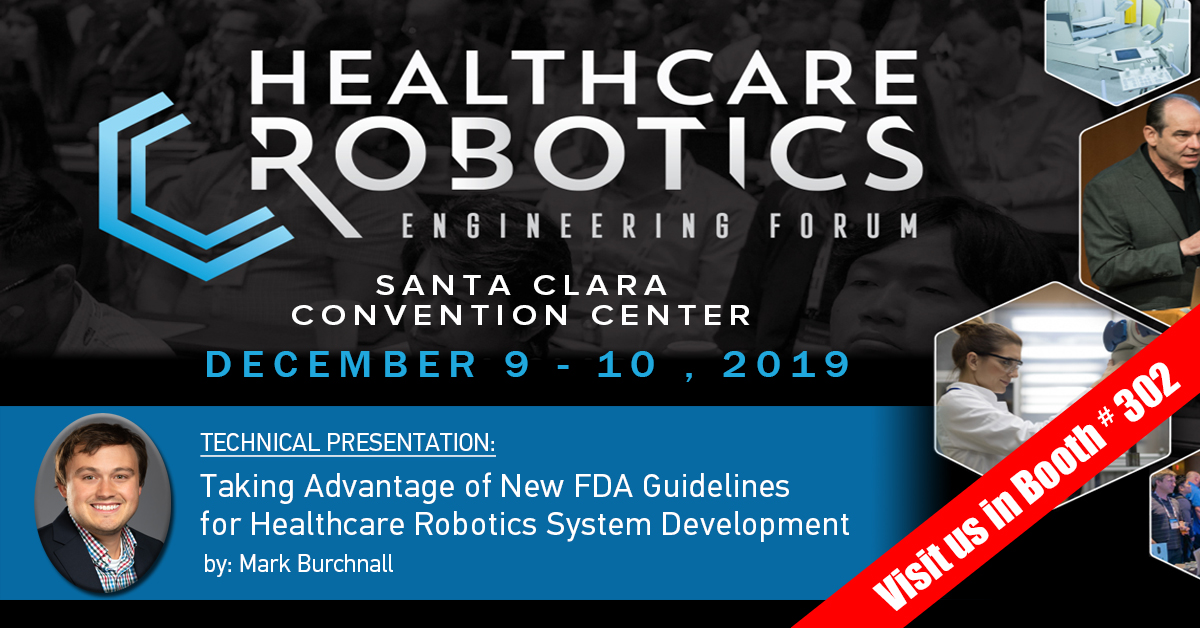 Healthcare Robotics - Mark Burchnall